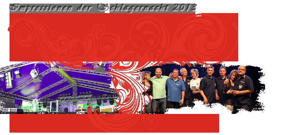Neschwitzer Schlagernacht 2013